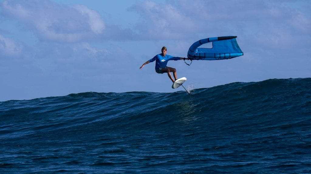 Naish Wing, the S26 Wing-Surfer.